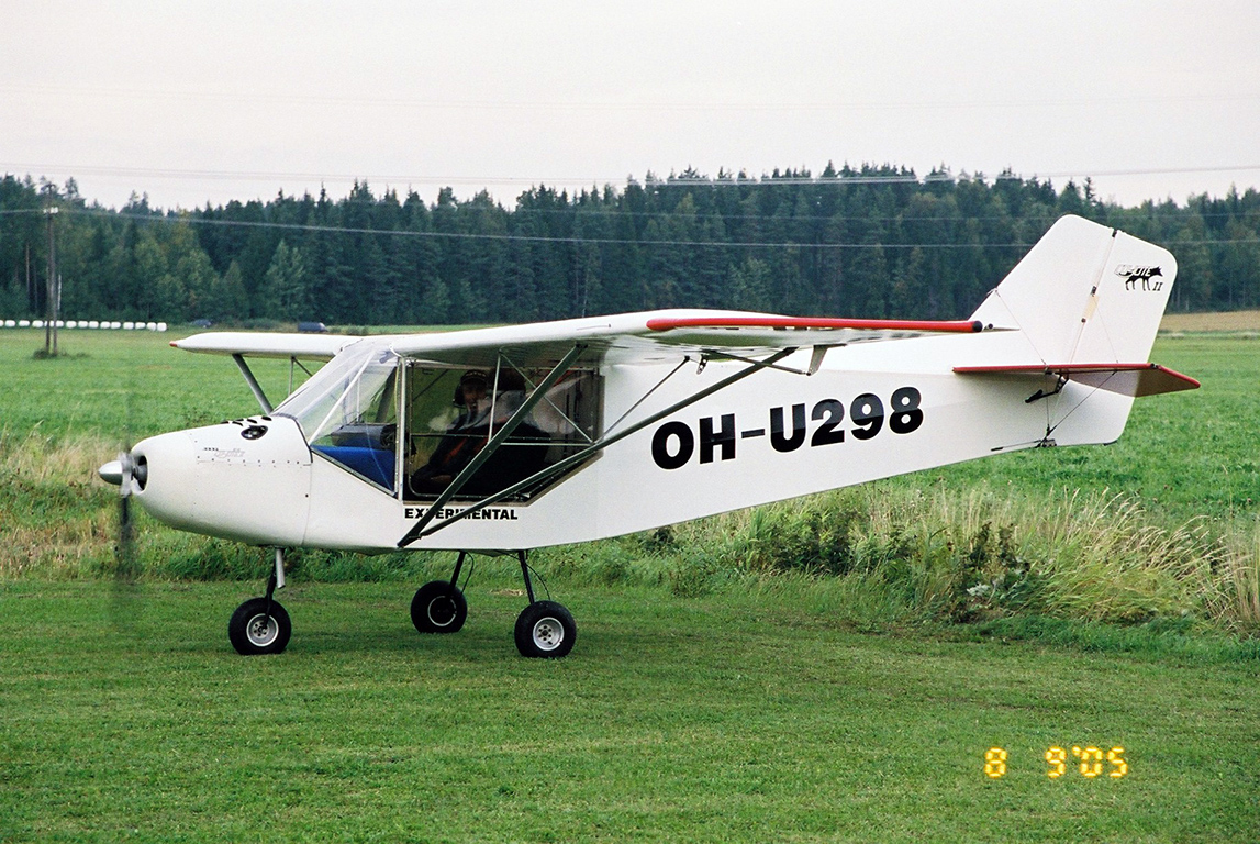 Coyote Rans s-6 OH-U298